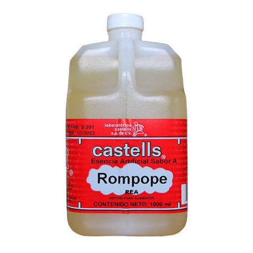 Esencia Sabor Rompope Castells