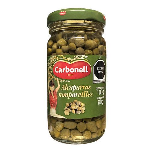 Alcaparras Carbonell 100g