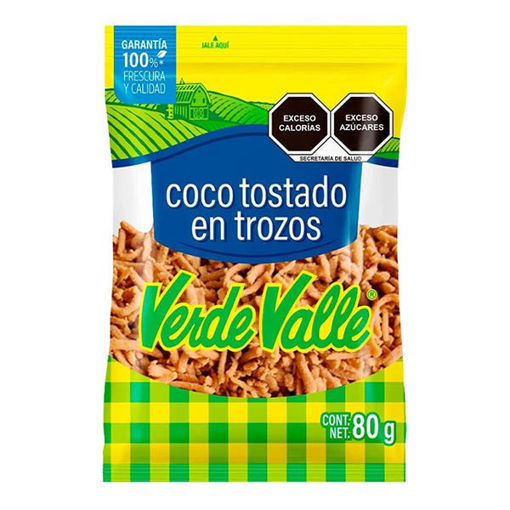 Coco Tostado Verde Valle