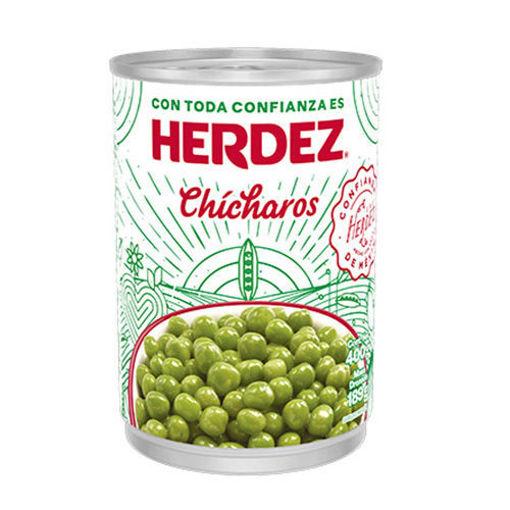 Chicharo Herdez