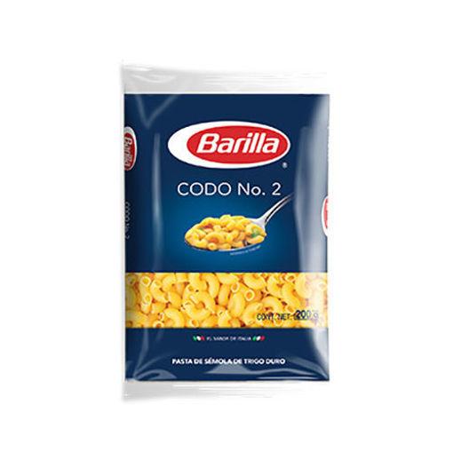 Pasta Codo N2 Barilla