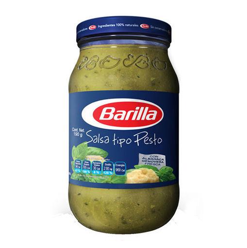 Salsa Tipo Pesto Barilla