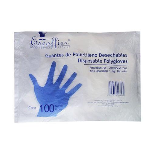 Guantes Polietileno Desechables