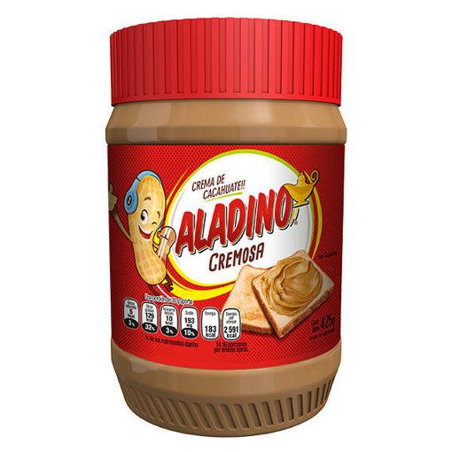 Crema De Cacahuate Aladino