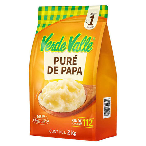 Pure De Tomate Verde Valle