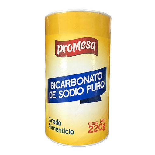 Bicarbonato De Sodio Promesa